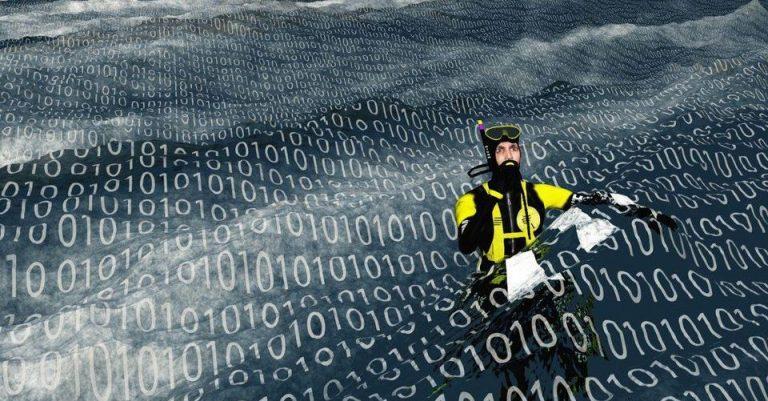 Entenda como o aumento do nível do mar pode deixar você sem internet