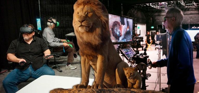 Como Rei Leão foi produzido?