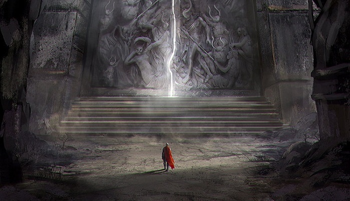 Valhalla, o lar dos deuses nórdicos e dos maiores guerreiros