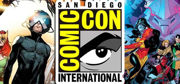 Marvel promete grande anúncio para X-Men durante a Comic Con