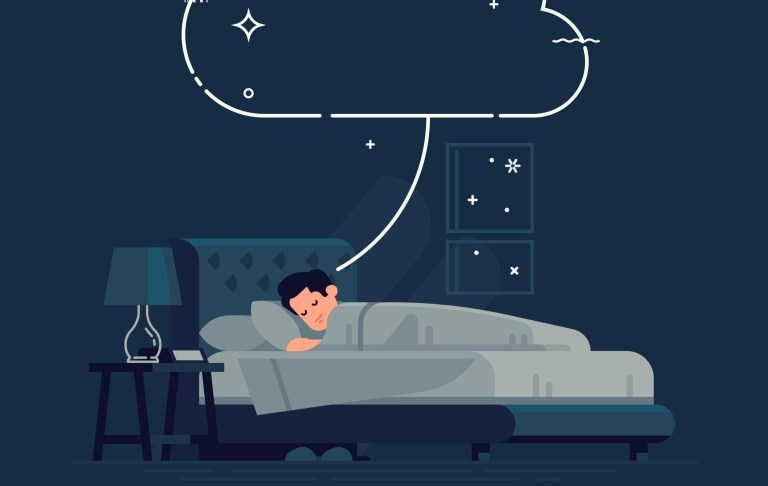 Por que algumas pessoas não se lembram dos sonhos?
