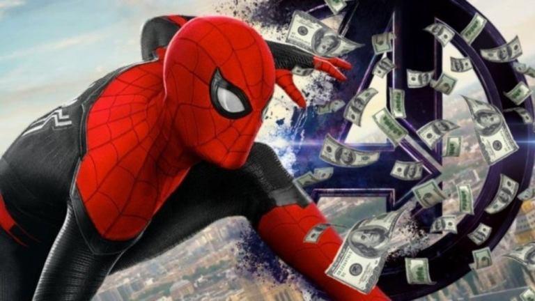 Homem-Aranha: Longe de Casa já chegou quebrando um recorde de Vingadores: Ultimato
