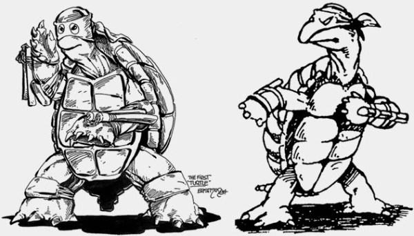 Tartaruga Ninjas 600x342, Fatos Desconhecidos