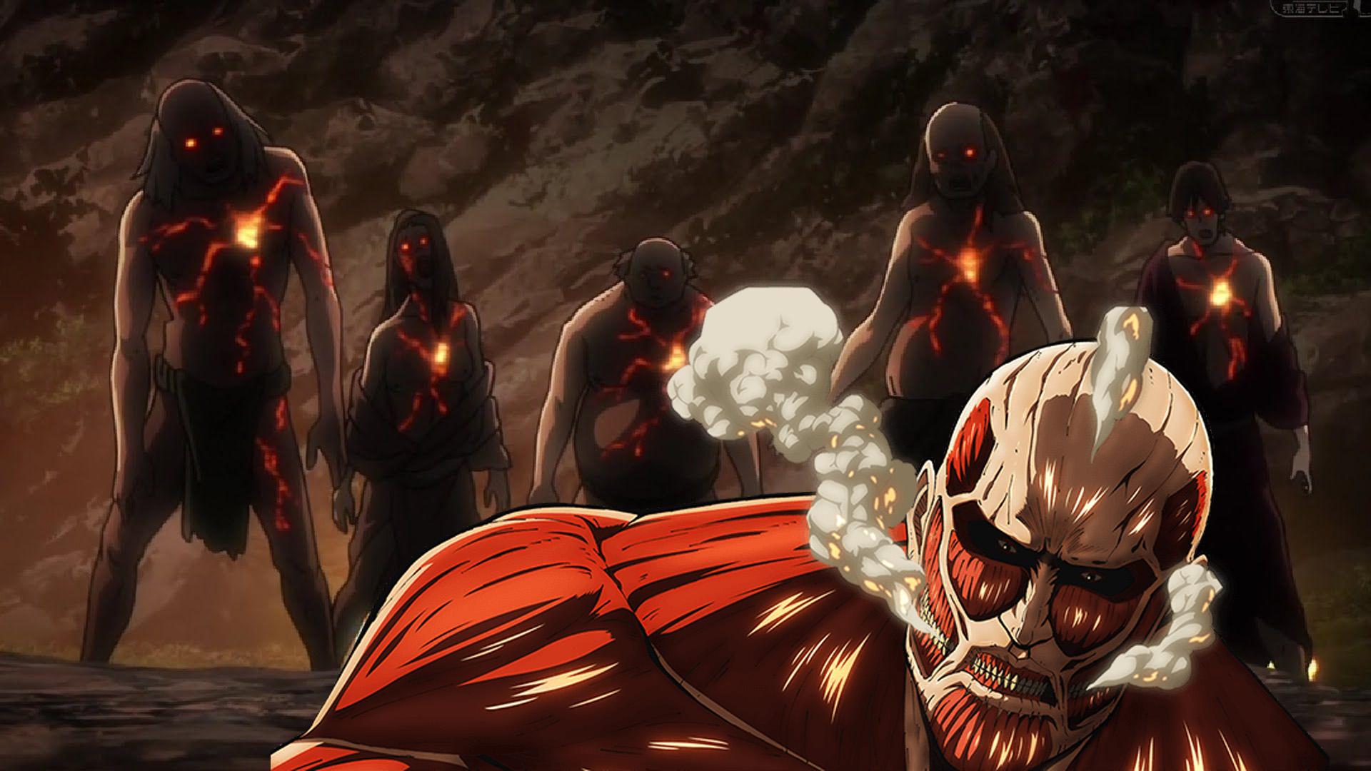 7 animes que todo fã de Attack on Titan deveria assistir
