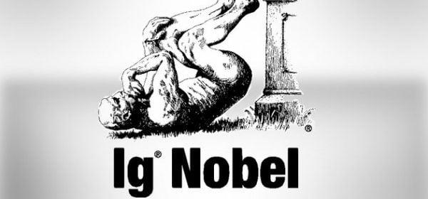 7 ridículos IgNobel já ganhados na História