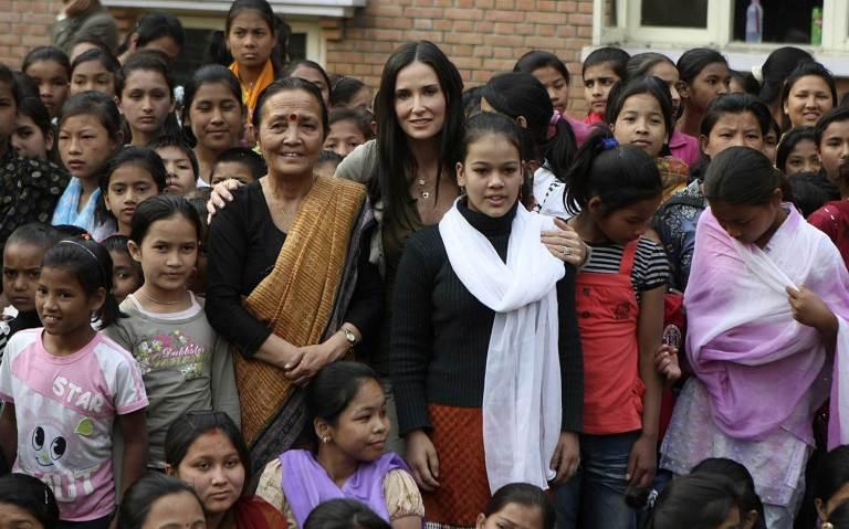 Essa mulher salvou mais de 18 mil crianças do tráfico sexual no Nepal