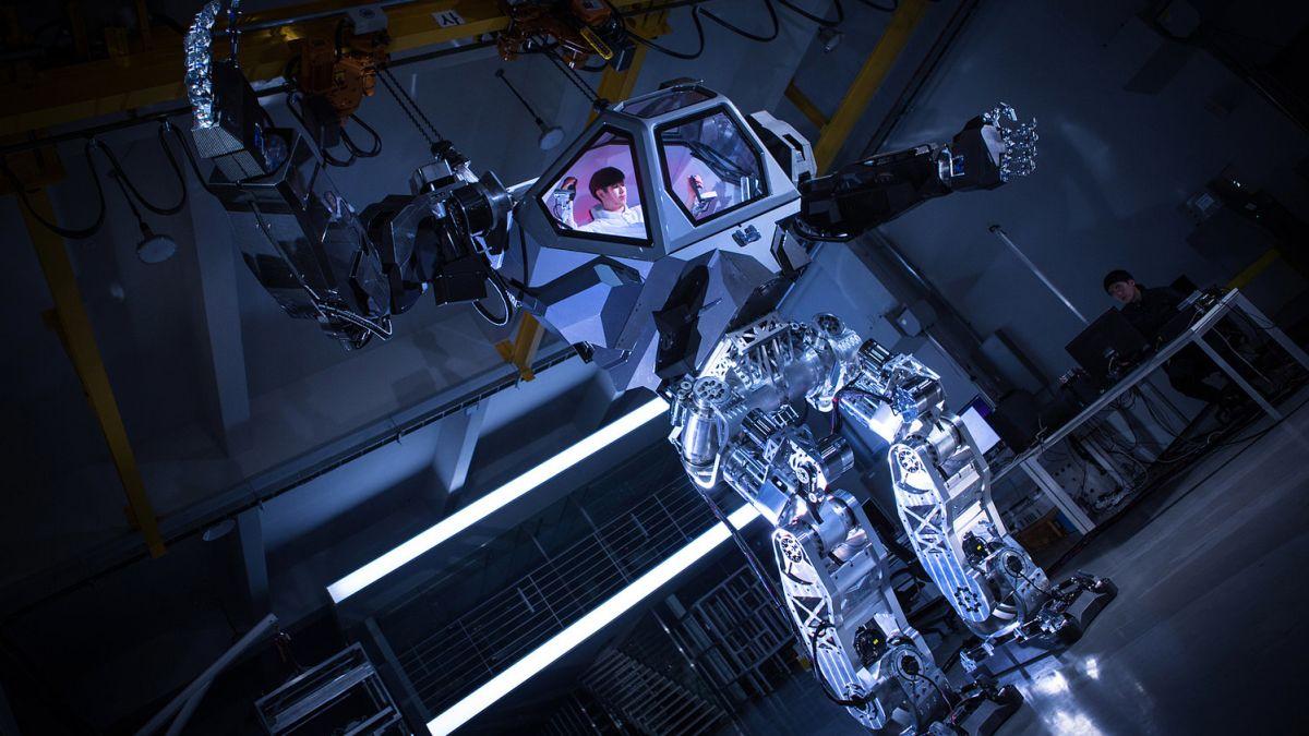 7 robôs assustadores que estão em desenvolvimento