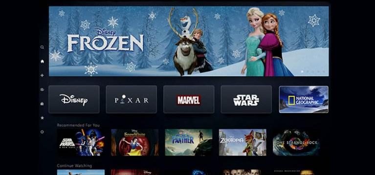Disney+ lançará mais de 300 filmes e 7000 episódios de séries