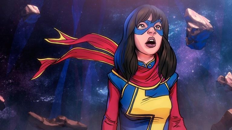 7 coisas que você precisa saber sobre Kamala Khan, a Ms. Marvel