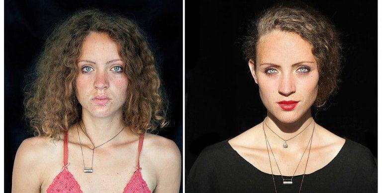 14 imagens que mostram a diferença das pessoas no começo e no fim do dia