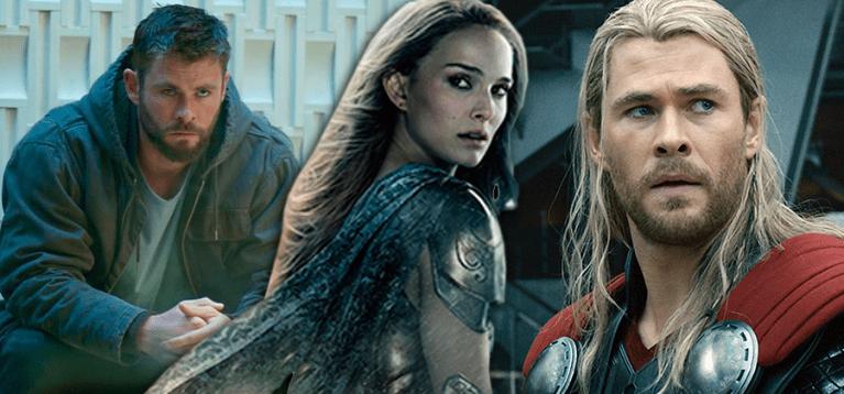 O que aconteceu para Natalie Portman deixar os filmes do Thor?