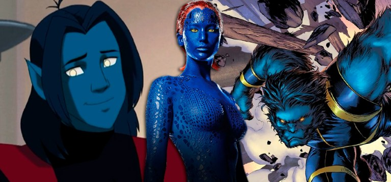 Cientista explica porque tantos X-men têm a pele azul