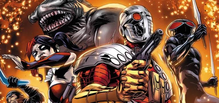 Esquadrão Suicida ganha uma nova formação nos quadrinhos