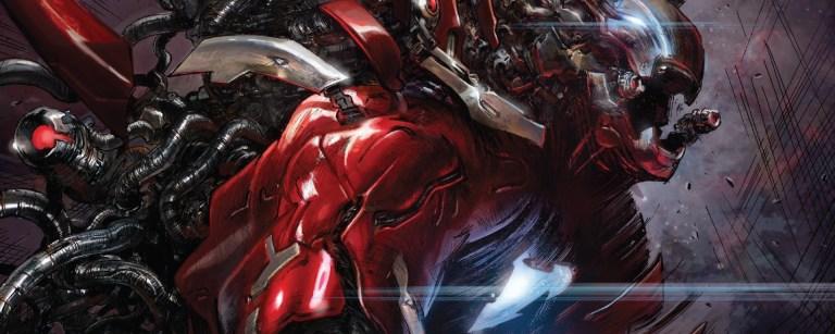 Homem de Ferro apresenta sua armadura mais perturbadora de todas