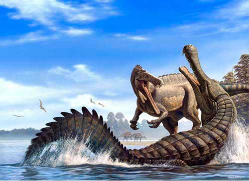 Dinossauro 1, Fatos Desconhecidos