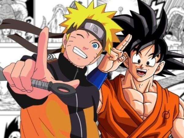 Mangá De Dragon Ball Super Apresenta Técnicas De Naruto