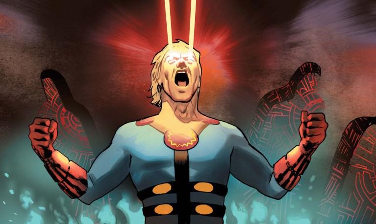 Como os Eternos são diferentes dos X-Men e dos Inumanos