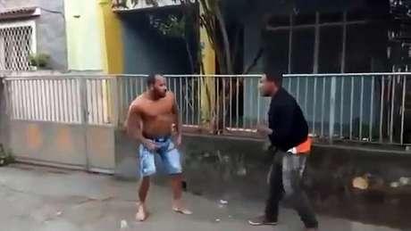 """Homem do meme """"Vem Tranquilo"""" virou lutador de MMA"""