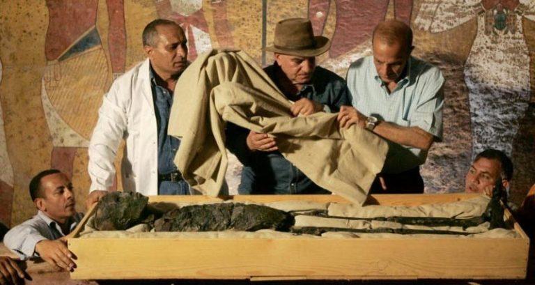 7 mitos mais bizarros sobre as múmias