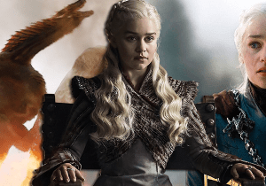 imagem post Cenas deletadas de Game of Thrones poderiam salvar o arco da Daenerys