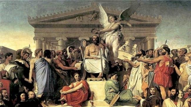 Tente passar nesse teste sobre a Grécia Antiga [Quiz]