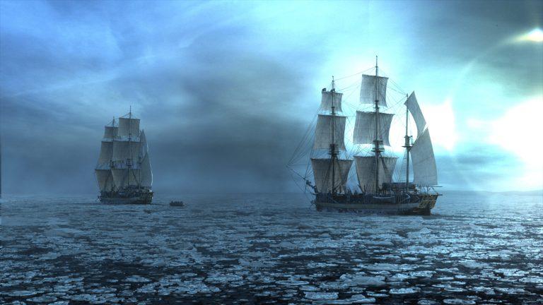 HMS Terror, o navio onde a tripulação praticou canibalismo