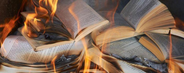 7 livros mais banidos de todos os tempos