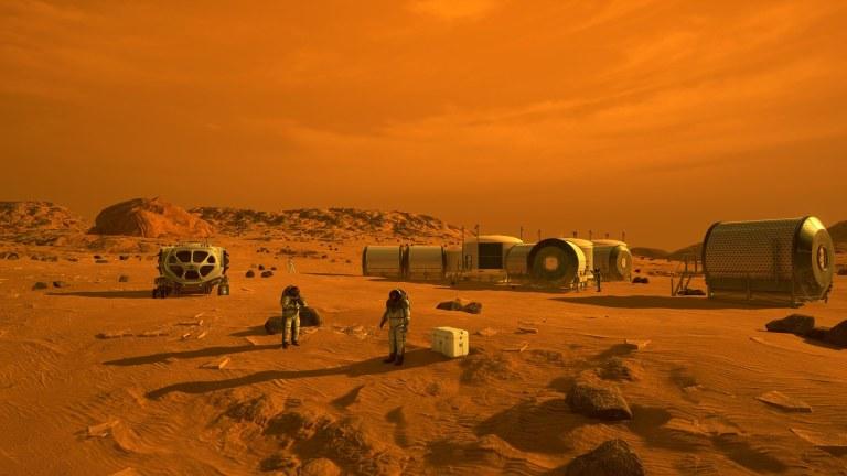 Especialista em insetos afirma ter encontrado vida em Marte e a comunidade científica entra em reboliço