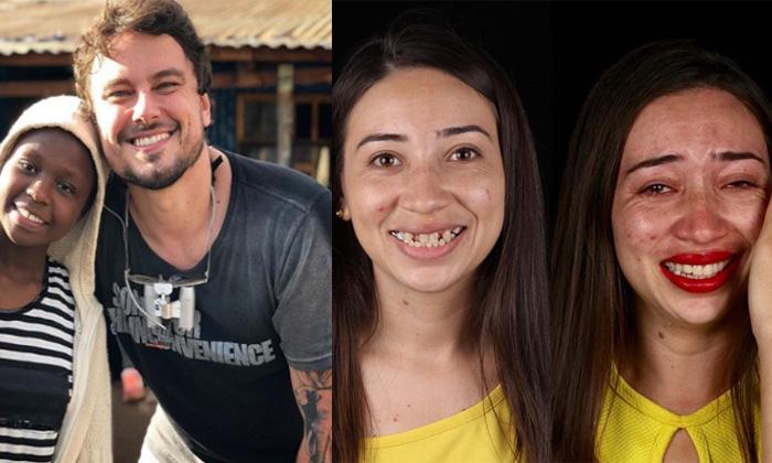 Brasileiro viaja o mundo oferecendo tratamento odontológico gratuito para pessoas carentes