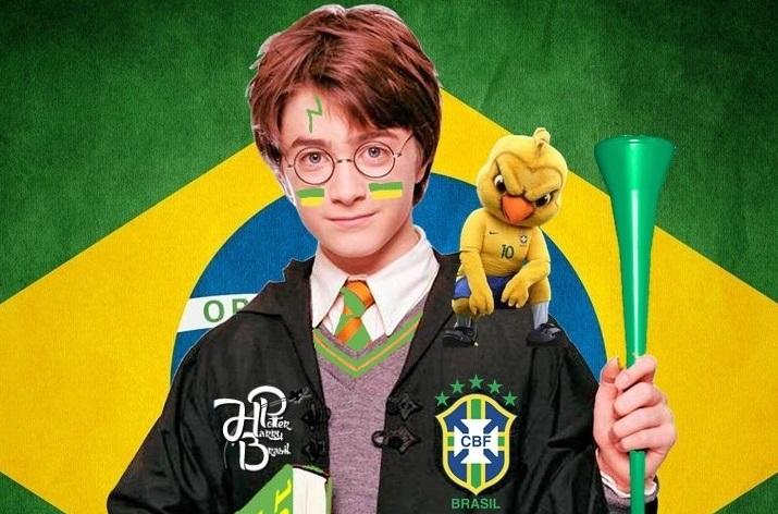 7 coisas que aconteceriam se Harry Potter fosse no Brasil