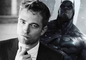 imagem post Artista mostra Robert Pattinson com o traje do Batman