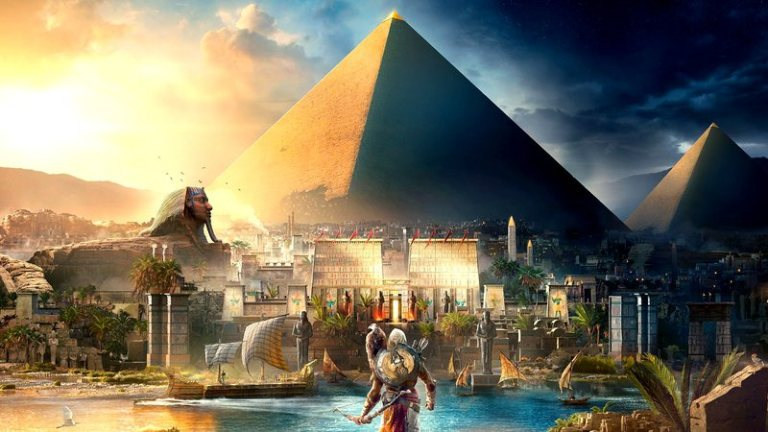 O incrível Egito durante o reinado de Cleópatra