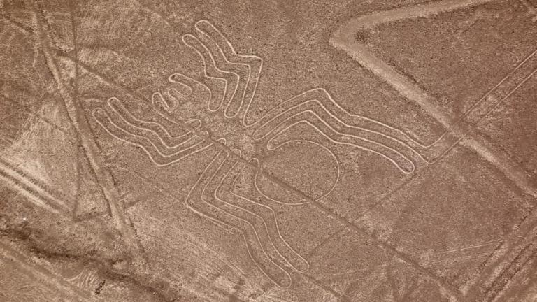 Novas linhas de Nazca foram encontradas no Peru