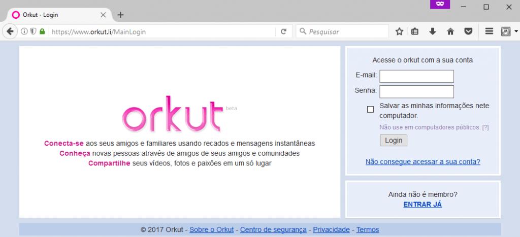 7 coisas que você mais sente falta no Orkut