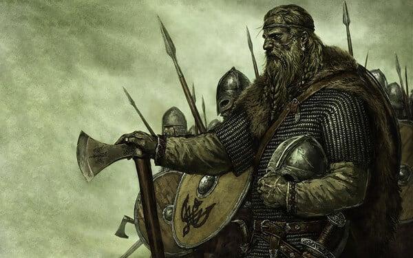 7 guerreiros vikings mais brutais da História