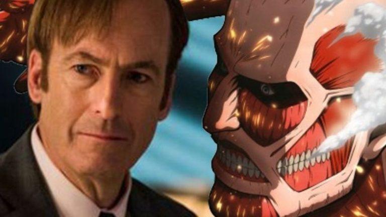 Fãs encontram Saul Goodman em novo capítulo de Attack on Titan