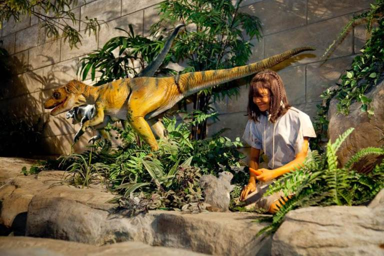 Os dinossauros ainda poderiam estar vivos em algum lugar?