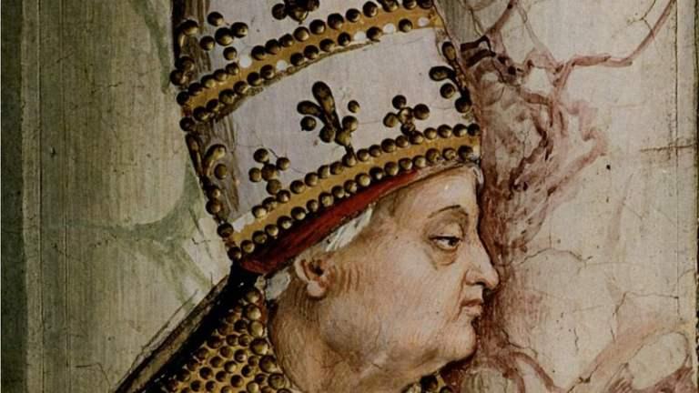 A história do Papa que escreveu um conto erótico