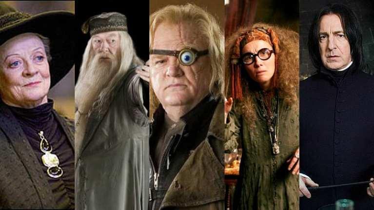7 professores de Harry Potter que possuem as maiores fortunas