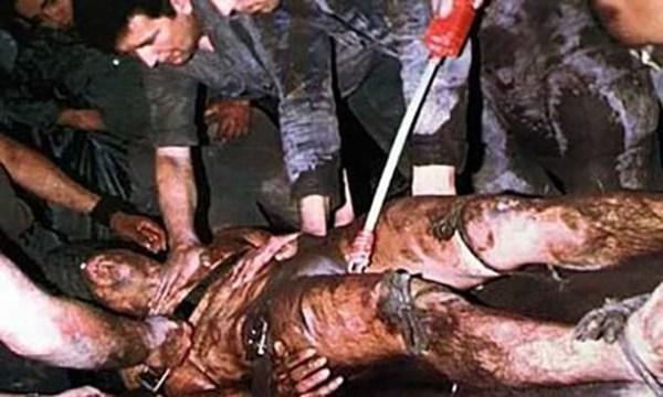Tortura Bagram 600x360, Fatos Desconhecidos