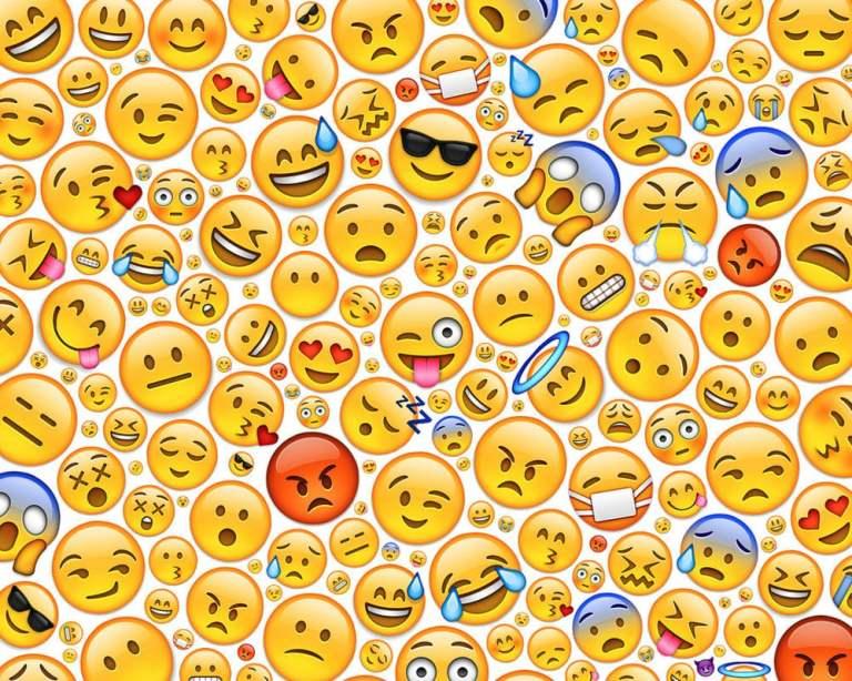Esses foram os emojis mais usados no Brasil em 2019