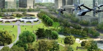 capa do post O carro voador é apresentado pela Hyundai e Uber