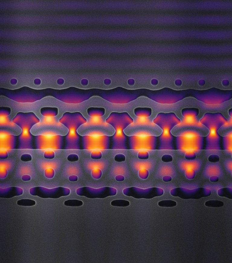 Cientistas criam acelerador de partículas que cabe em um chip