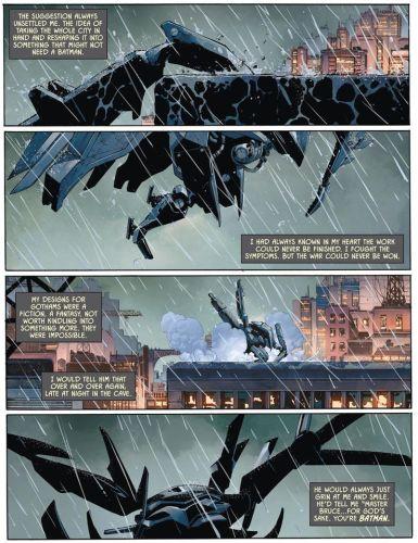 Batman86 Nightclimber 385x500, Fatos Desconhecidos