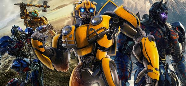 Dois novos filmes de Transformers e possível reboot já estão a caminho