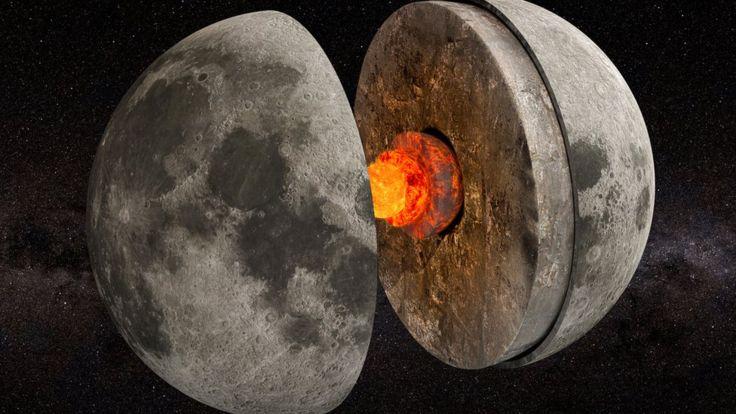 Entenda como a Lua perdeu seu campo magnético