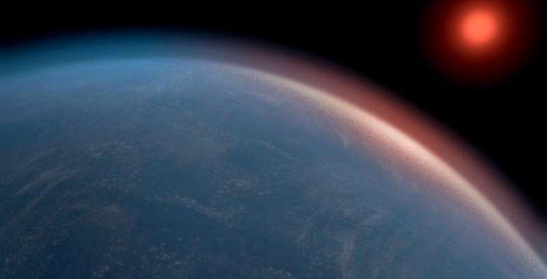 Exoplaneta com o dobro do tamanho da Terra e com água pode ser habitável