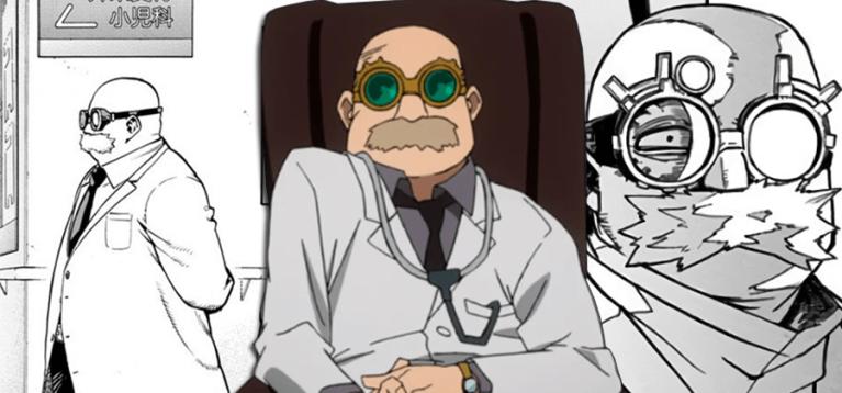 Nome de personagem de My Hero Academia causa polêmica no Japão