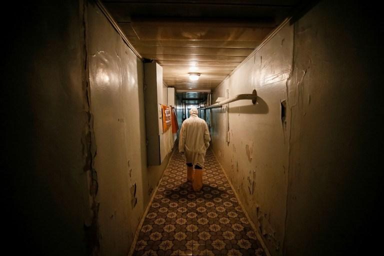 Isso foi o que aconteceu com os fungos que viviam em Chernobyl