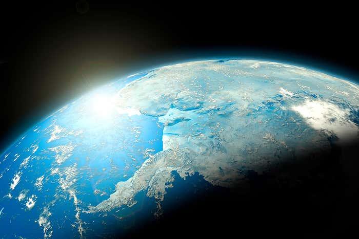 Camada de ozônio está se recuperando e redirecionando os fluxos de ventos